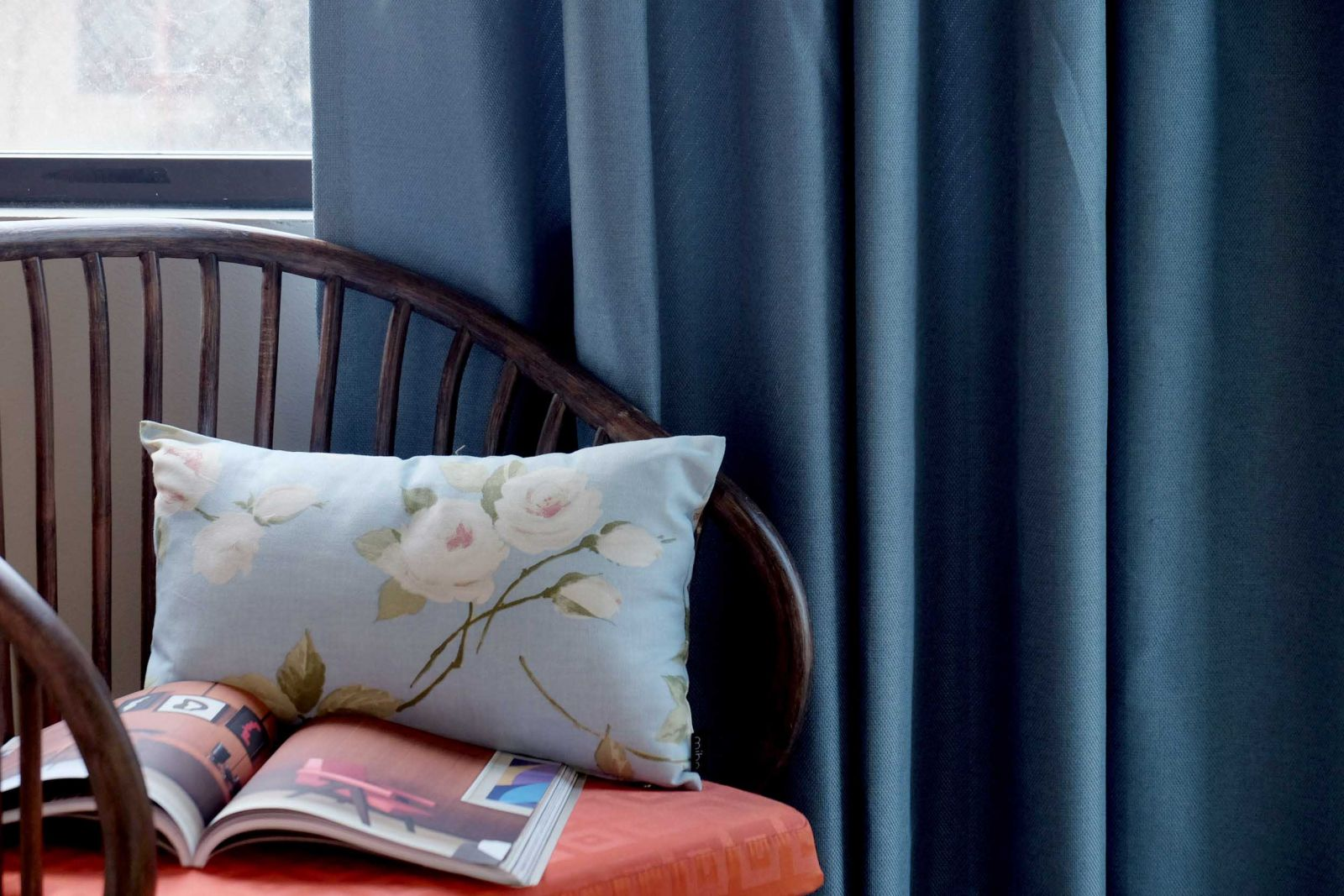 Rèm vải chống nắng RCN07