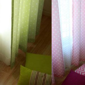 rèm vải chống nắng 08