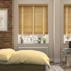 Rèm chống nắng cho cửa gỗ