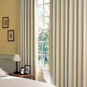 Rèm vải Nhật Bản làm nên không gian ấm cúng cho phòng ngủ