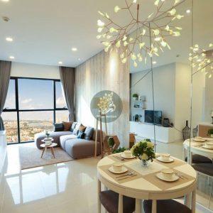 Mẫu rèm cửa sổ căn hộ chung cư đẹp hiện đại