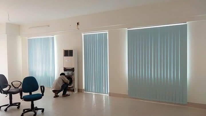 Lưu ý khi chọn rèm lá dọc cho văn phòng