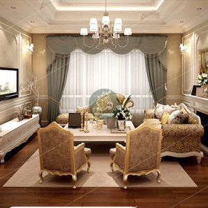 Thi công, lắp đặt rèm Khách sạn tại Nha Trang