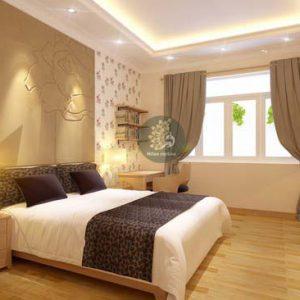 Hướng dẫn cách chọn rèm cửa đẹp cho phòng ngủ