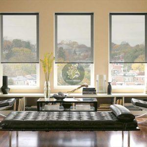 Rèm cửa sổ đẹp, che nắng tốt tại Gò Vấp