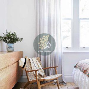Rèm vải Linen xuất khẩu Châu Âu