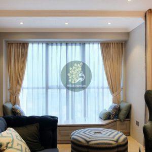 Rèm vải cho phòng khách nhà bạn