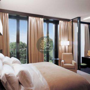 Rèm vải chuyên dụng cho khách sạn