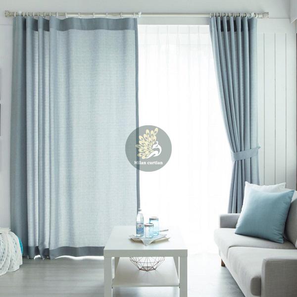 Cách chọn rèm cửa thích hợp cho mùa mưa