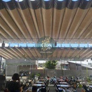 Mái kéo nhà hàng