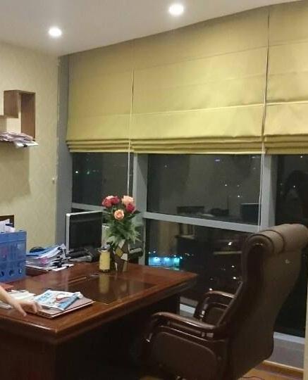 Rèm văn phòng cao cấp Hàn Quốc