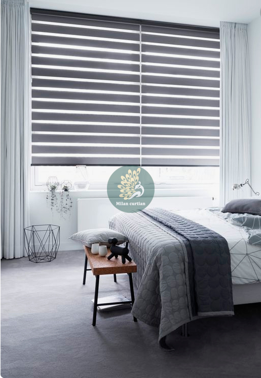 Cách chọn rèm cầu vồng cho phòng ngủ