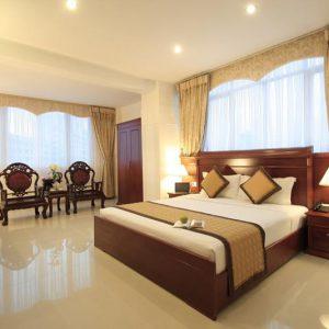 Cung cấp rèm, màn cửa khách sạn tại TP.HCM