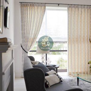 Lắp đặt rèm cửa chung cư cho căn hộ cao cấp