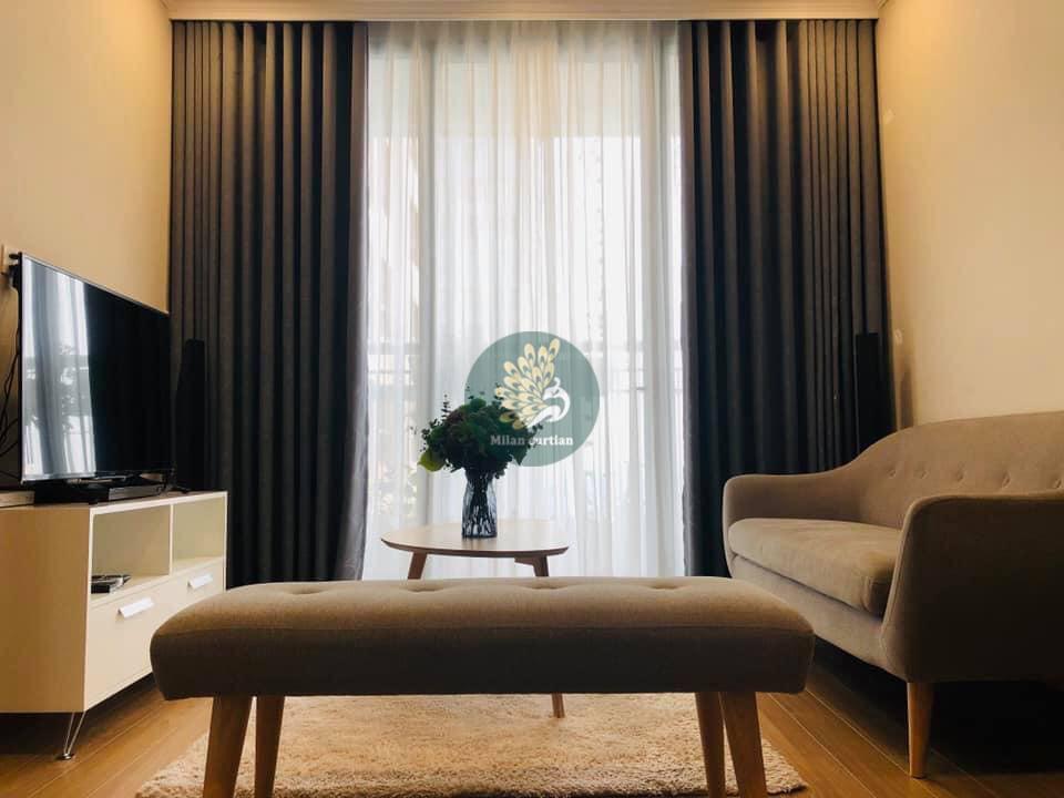 Những mẫu rèm cửa phòng khách không thể thiếu