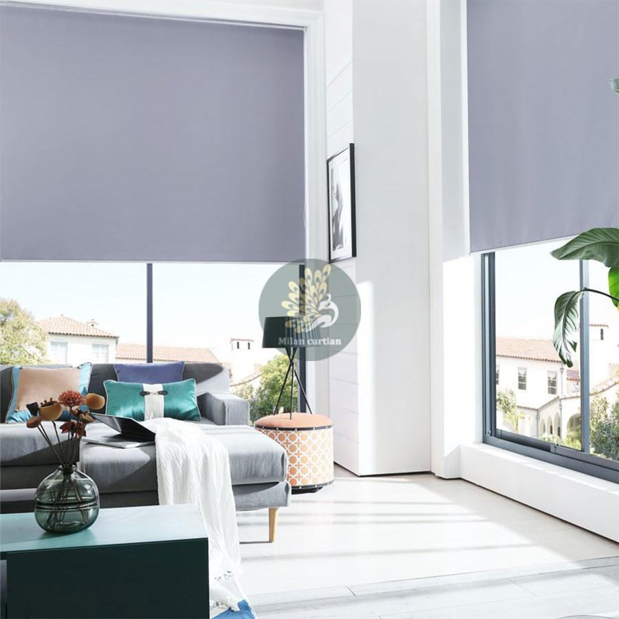 Rèm cửa sổ cuốn chống nắng